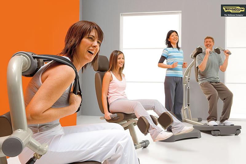 Gerätezirkel - Pro Fitness Discounter