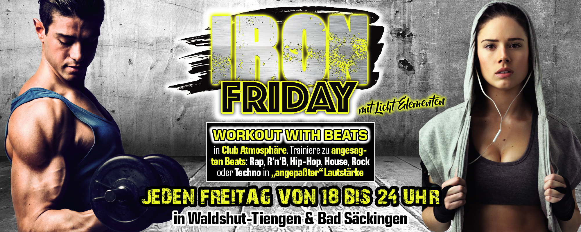 Iron-Friday - Pro Fitness Discounter